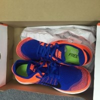 free 4.0 flyknit *1 orange colour