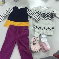 Gap: BB socks & Pants, Item total: 4