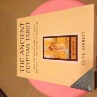 Ancient Egyptian Tarot Book & Cards Set