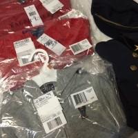 from RalphLauren.com 7 clothing + 1 ca