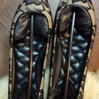 B brian atwood women shoes x 2 pairs