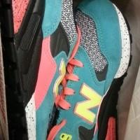 New Balance 580 Running Sneaker TEAL