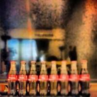 CocaCola id bottle