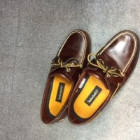 Timberlands mens classic boat shoe x 1