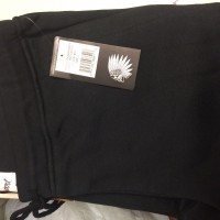 The Fleece Jogger Pants in Black