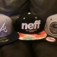 New Era, Neff, American needle Cap