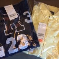 Beams jumper + shirt