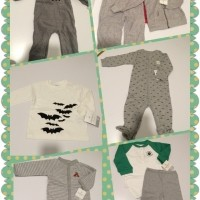 Carter's baby clothings