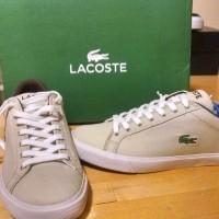 Men's Lacoste Graduate Vulc Canvas Casual Shoes7F8 X 1