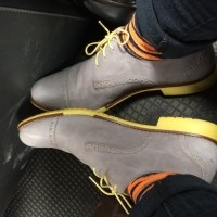 cole haan gramercy oxford  cap toe shoes