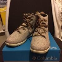 columbia行山鞋 トランジットミッド