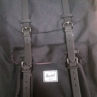 Herschel, Black backpack X 1
