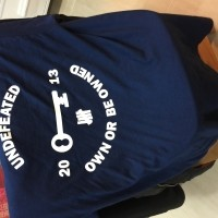 tee shirt x 1
