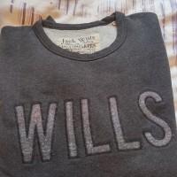 Jack Wills HATTON WILLS SLUB CREW