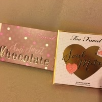 Too faced - Lipsticks and Blushes