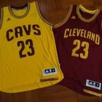Adidas NBA LeBron James Jerseys 3 pcs